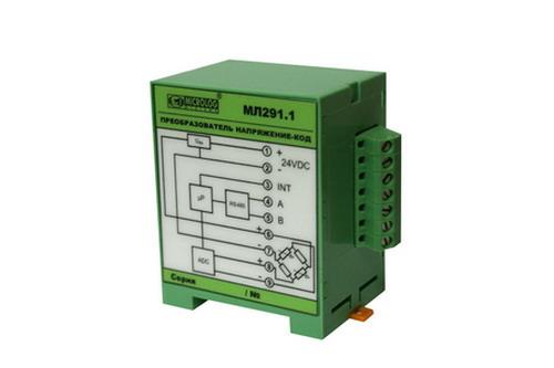 МЛ 292 - блок измерительный для весодозирующих комплексов