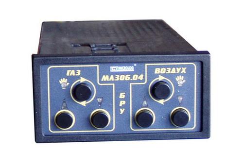 МЛ 306.04 - Блок ручного управления для регуляторов и программируемых контроллеров