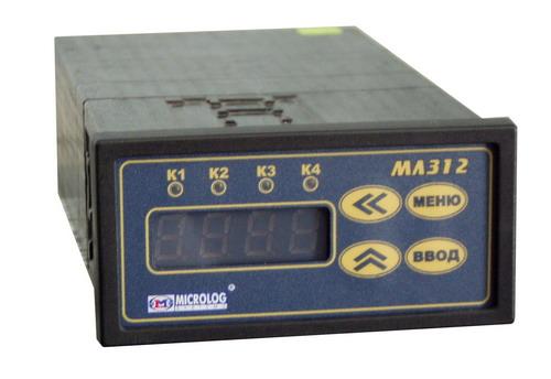 МЛ 312 - Микропроцессорный измеритель/регулятор