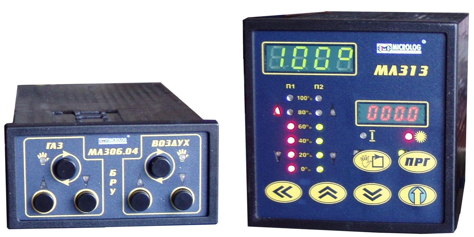 МЛ 313 - Регулятор соотношения параметров