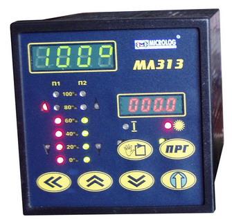 МЛ 313 - Микропроцессорный измеритель/регулятор