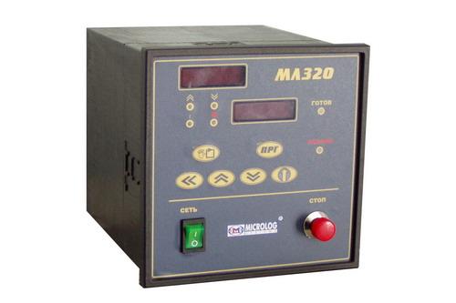 МЛ 320 Контроллер-регулятор технологических параметров