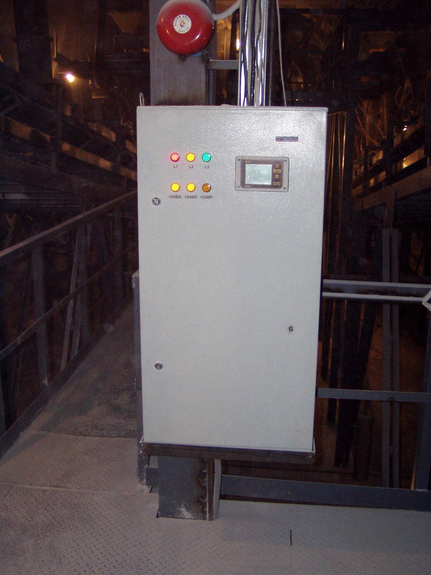 контроллер транспортной системы МЛ 531