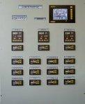 МЛ 555 Система контроля и управления  для бойлерных установок