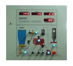 МЛ 534 Cистемы управления для мини-заводов по производству раствора, бетона, тротуарной плитки