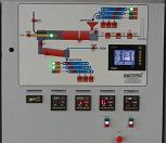 МЛ 515 Система автоматизированного контроля и управления для вращающихся печей обжига